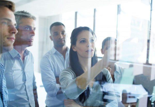 Führungsleistung in Ihrem Unternehmen: Vocatus WorkPerfect GmbH München - Mitarbeiterbefragung