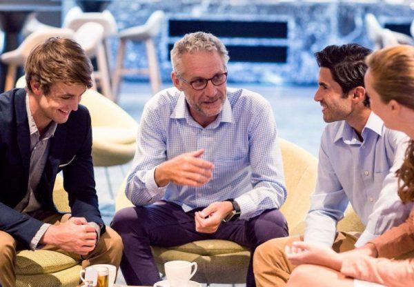 Mitarbeiterzufriedenheit, Betriebsklima: Vocatus WorkPerfect GmbH München - Mitarbeiterbefragung