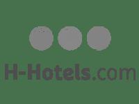 Mitarbeiterbefragung: Vocatus WorkPerfect GmbH München - H-Hotels Logo