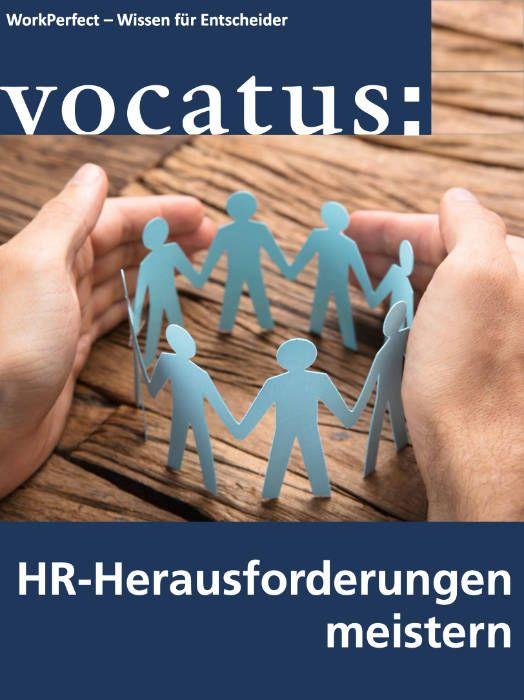Medien Vocatus WordPerfect GmbH München: HR-Herausforderungen meistern.