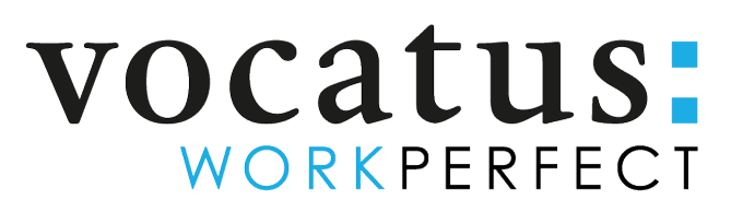 Vocatus WorkPerfect GmbH München Logo - Mitarbeiterbefragung